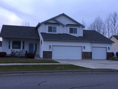 Spokane Single Family Home New: 3512 S Woodlawn Dr