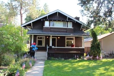 Spokane Multi Family Home New: W 15th