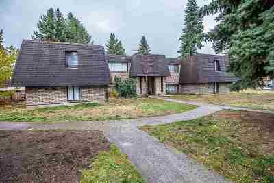 Coeur D Alene Multi Family Home For Sale: N Crown
