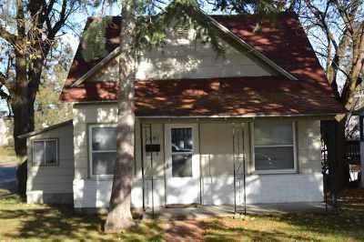 Spokane Single Family Home New: 1601 E 8th Ave
