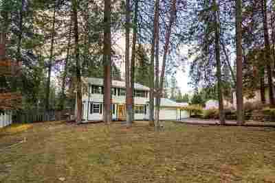 Spokane County, Stevens County Single Family Home New: 4611 S Woodruff Rd