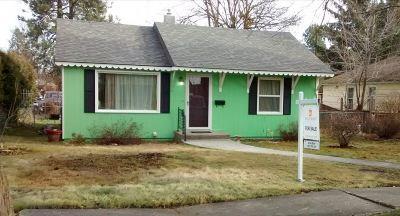 Single Family Home For Sale: 5108 N Cedar St
