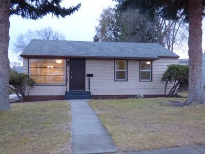 Spokane Single Family Home New: 2707 W Midwick Ave