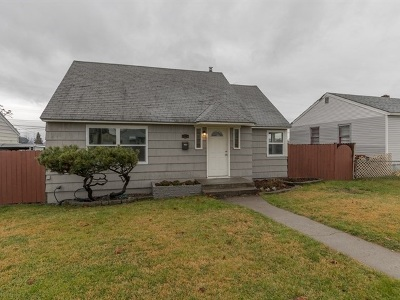 Spokane Single Family Home New: 1220 E Lacrosse Ave