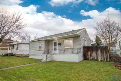 Spokane Single Family Home New: 4524 N Assembly St