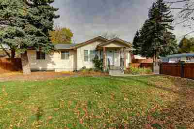 Spokane Single Family Home New: 16309 E Trent Ave