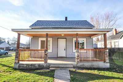 Spokane Single Family Home New: 3401 N Stone St