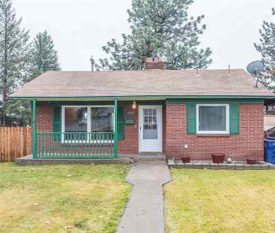Single Family Home For Sale: 1703 W Glass Ave