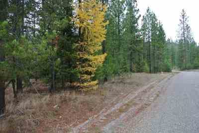 Chewelah Residential Lots & Land For Sale: Couples