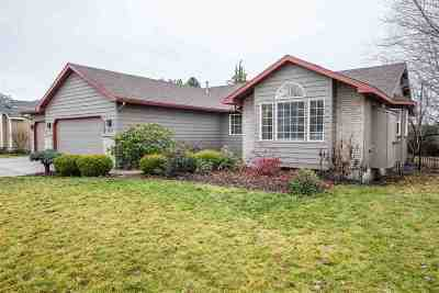 spokane Single Family Home For Sale: 5714 S Sycamore St