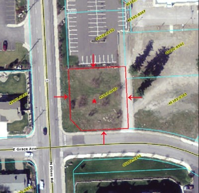 Spokane Valley Residential Lots & Land Ctg-Other: N Pines