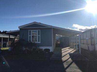 Spokane Valley Mobile Home For Sale: 19029 E Boone Ave #74