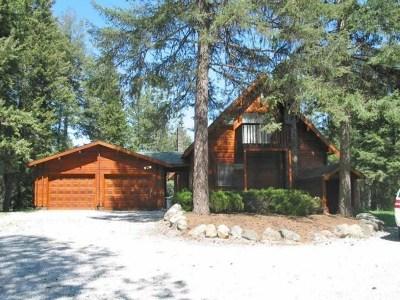 Spokane County, Stevens County Single Family Home For Sale: 3646 Little Sweden Rd