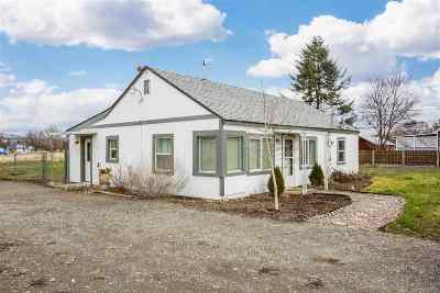 Spokane Valley Single Family Home For Sale: 17419 E Cataldo Ave