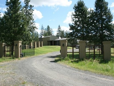 Spokane County Single Family Home For Sale: 4312 W Brown Ln