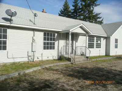 Spokane Valley Single Family Home Chg Price: 9713 E 4th Ave