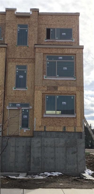 spokane Single Family Home For Sale: 2389 W Summit Pkwy