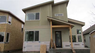 Spokane Single Family Home For Sale: 2412 W Bridge Ave