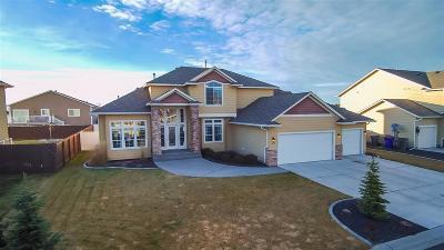 Spokane Single Family Home For Sale: 9921 N Austin Ln