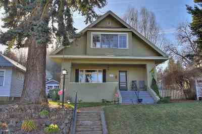 Spokane Single Family Home Ctg-Inspection: 1618 E 16th Ave