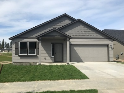 Spokane Valley Single Family Home New: 7401 E 15th Ave