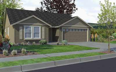 Spokane Valley Single Family Home New: 7409 E 15th Ave