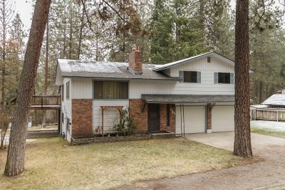 Single Family Home For Sale: 845 S Josephine Rd