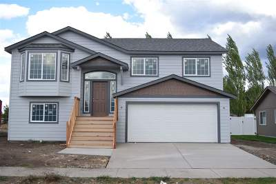 spokane Single Family Home New: 8702 N Cannon St
