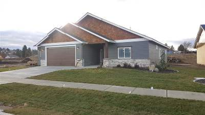 Spokane County, Stevens County Single Family Home For Sale: 4902 E 42nd Ave