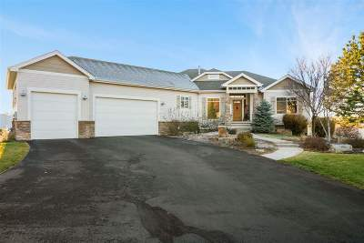 Spokane Valley Single Family Home New: 1016 S Steen Ct