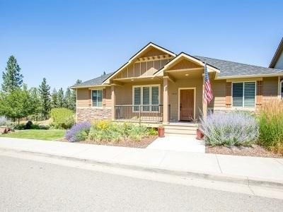 Spokane Single Family Home For Sale: 910 W Bolan Ave