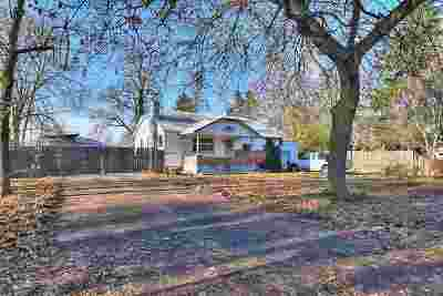 Spokane Valley Single Family Home New: 2205 N Coleman St