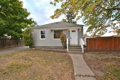 Spokane Valley Single Family Home New: 14520 E Heroy Ave