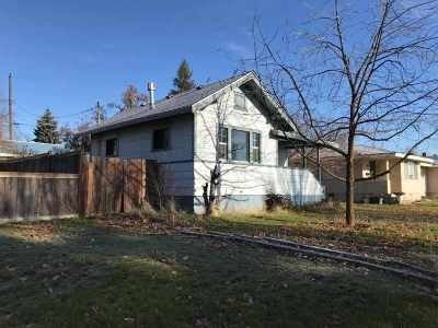 Spokane WA Single Family Home Sold: $65,000