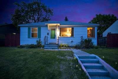 Spokane Single Family Home New: 2518 W Broad Ave