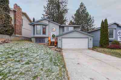 Spokane Single Family Home Ctg-Inspection: 4118 E 8th Ave