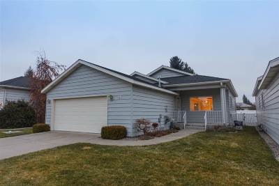 Spokane Single Family Home New: 220 N Moffitt Ln