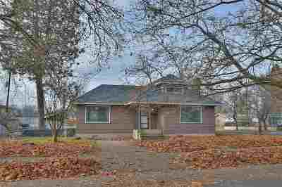 Spokane Single Family Home New: 4227 N Cedar St
