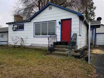 Spokane Single Family Home For Sale: 2008 E Francis Ave