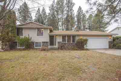Spokane Single Family Home Ctg-Inspection: 13610 E 25th Ave