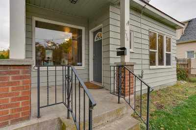 Spokane Single Family Home New: 736 W Euclid Ave