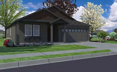 Spokane Valley Single Family Home For Sale: 7404 E 15th Ave