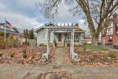 Spokane Single Family Home For Sale: 522 W Park Pl