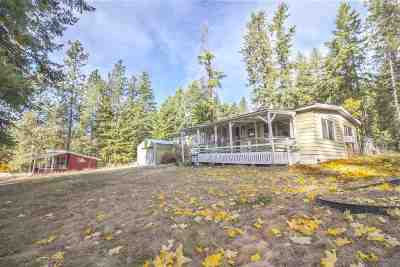 Mead Mobile Home For Sale: 13817 E Randall Rd