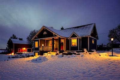 Single Family Home Ctg-Inspection: 10215 E Day Rd