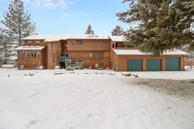 Spokane County, Stevens County Single Family Home For Sale: 28703 N Hardesty Rd