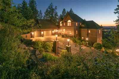 Spokane County Single Family Home For Sale: 5113 E Glennaire Dr