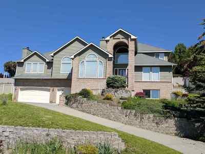 Spokane Single Family Home For Sale: 5615 S Glendora Dr