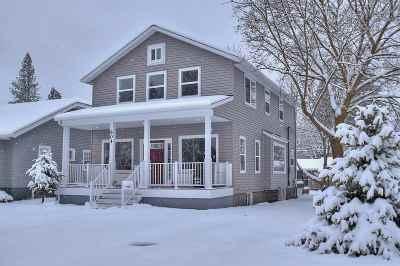 Spokane Single Family Home For Sale: 604 E 25th Ave