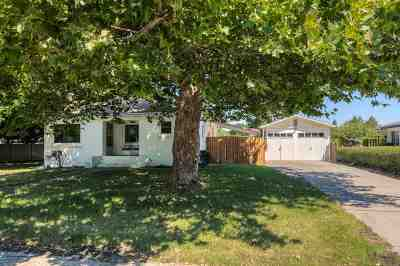 Spokane Valley Single Family Home Ctg-Inspection: 10513 E Valleyway Ave
